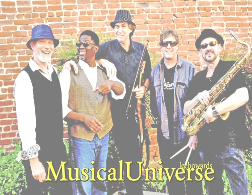 The group, leehowards musical universe, will be appearing at the Slow Food Festival on June 21st.